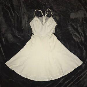 Mini Formal Skater Dress